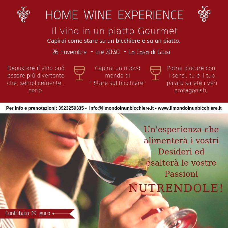 Home Wine Experience